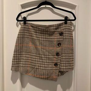 [LIKE 🆕] Irene's Story: Preppy Buttoned Skort